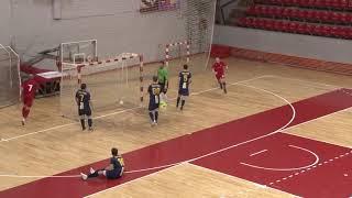 Serbia League - Round 12 - KMF Ekonomac  6x3 KMF Vranje