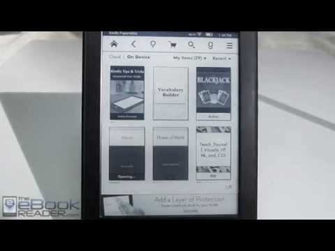 Kindle Paperwhite Tips and Tricks Tutorial - UCNvW5N_t9Umw8-KVBsNxFaw