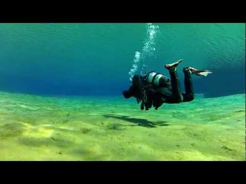 The World's Clearest Water - Iceland GoPro