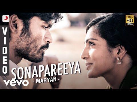 Maryan - Sonapareeya Video | Dhanush, Parvathy Menon | Rahman - UCTNtRdBAiZtHP9w7JinzfUg