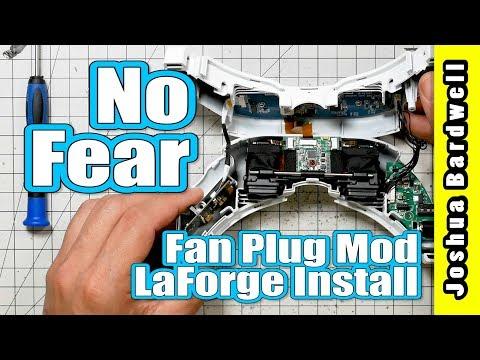 LaForge v4 Internal Install and Fan Plug Mod | FATSHARK GOGGLE MOD - UCX3eufnI7A2I7IkKHZn8KSQ