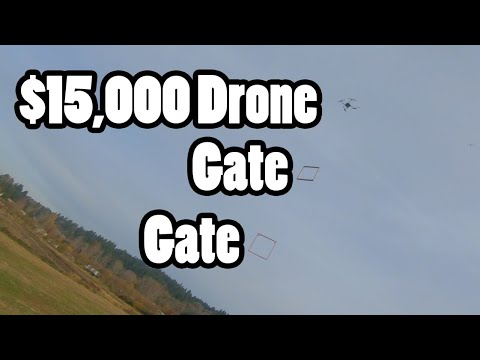 We hung gates from a $15,000 drone - UCPCc4i_lIw-fW9oBXh6yTnw