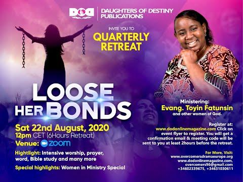 Women Retreat-Daughters of Destiny Publications