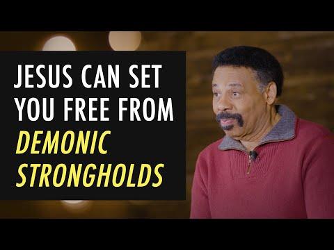 Breaking Demonic Strongholds - Tony Evans