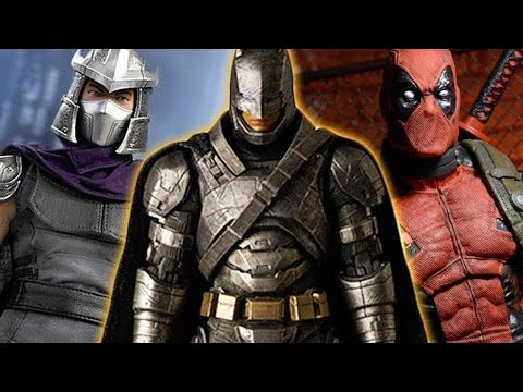 7 Awesome High-End Action Figures To Save Up For This Year - Up At Noon Live! - UCKy1dAqELo0zrOtPkf0eTMw