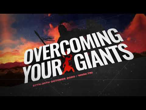 APAGF Conference 2020 - Overcoming Your Giants Trailer 1
