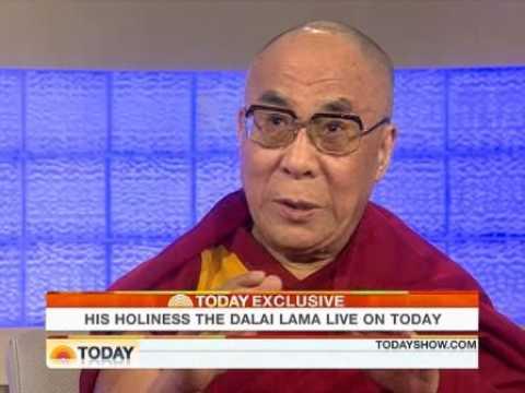 Ann Curry Interviews His Holiness the Dalai Lama on NBC's The Today Show - UCiPJ_g02LuOgOG0ZNk5j1jA