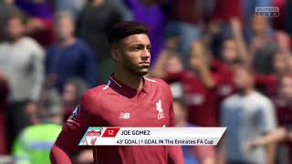 How many goals can you score in 10 minutes (Fifa 19)