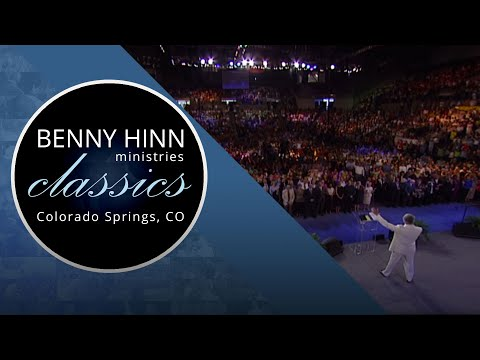 Benny Hinn Ministry Classic - Colorado Springs, CO 2003 Part 1