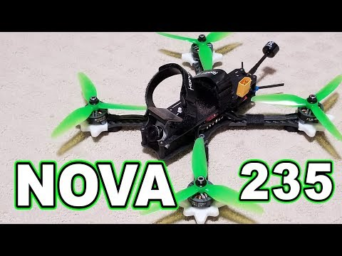 Nova Amazon Drone Build Flight  - UCnJyFn_66GMfAbz1AW9MqbQ