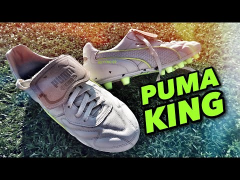 PUMA KING TOP MII NATURALE | REVIEW & PLAY TEST - UCnmP43VBG490keQgSIbGY0g