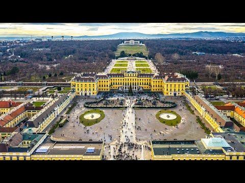 Vienna, Austria via Drone - UCM5gbHADdY-fFB6lsH443wQ