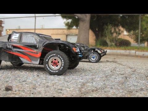 1/8th Nitro vs Electric RC Madcode RC Car - UC4Q-WAotUTF3ZXahLZ0MGZw