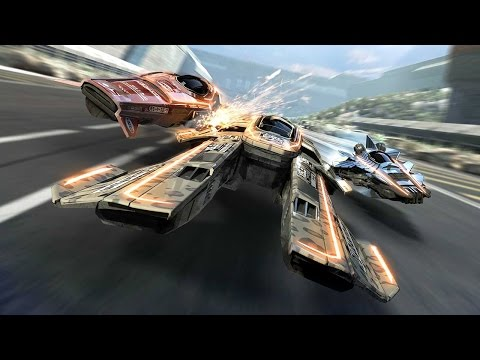 15 Minutes of Fast Racing Neo's Multiplayer - IGN Plays - UCKy1dAqELo0zrOtPkf0eTMw
