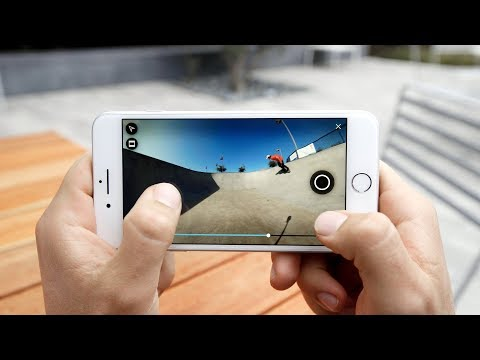 GoPro Fusion: Introducing Mobile OverCapture with the GoPro App