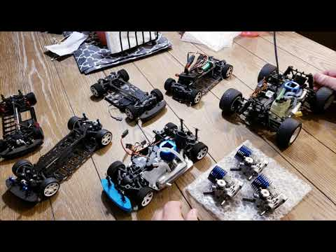 My Team Xray micro m18 & NT18 NT18T rc collection - UCeWinLl2vXvt09gZdBM6TfA