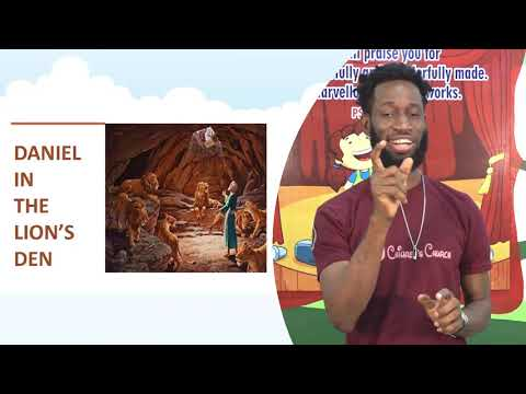 6years and above Children Church Service at The Covenant Nation  18102020