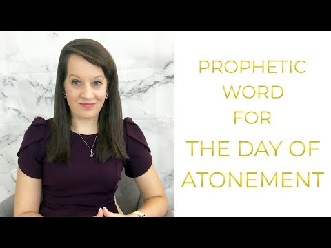 Prophetic Word- Yom Kippur/ Jeremiah come out of the dungeon