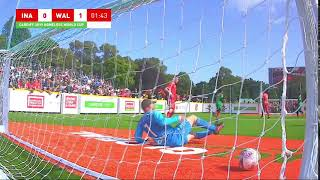 Indonesia v Wales | Great goal for Indonesia v Wales! | Homeless World Cup 2019