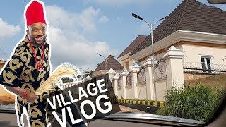 WHY IGBOS BUILD MANSIONS IN THE VILLAGE | Flo Chinyere