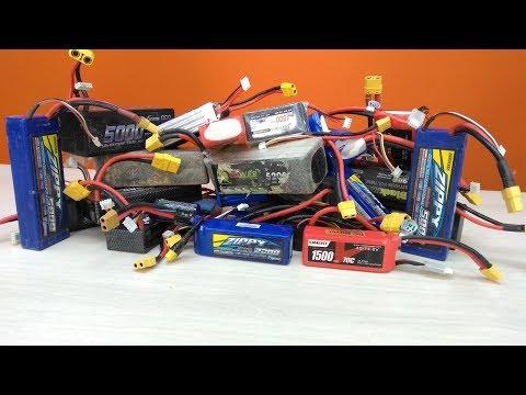 RC новичок №9 ... Аккумуляторы, какого производителя выбрать... - UCvsV75oPdrYFH7fj-6Mk2wg