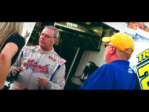 """""""It's just really cool to be able to say, hey, I competed and I actually beat the best of the best."""" - Greg Hodnett  With heavy hearts, the World of Outlaws remember Greg Hodnett. - dirt track racing video image"""