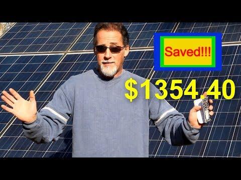 6 Years Living on Solar Power is it Worth it? Let's Do the Math - UCEZmQXJNjfCkL3qBnACsTsg
