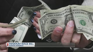 Houses passes minimum wage bill: How it could impact the Lowcountry