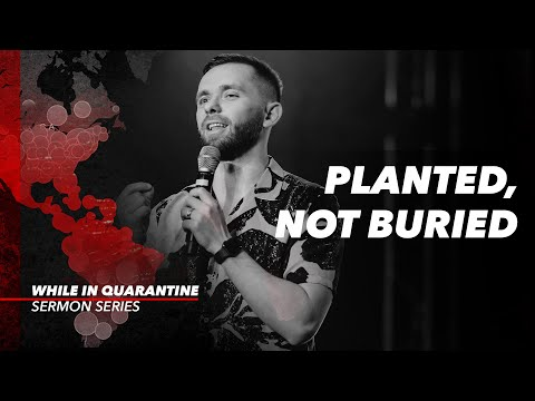 Sermon Planted, Not Buried // While in Quarantine (Part 5)