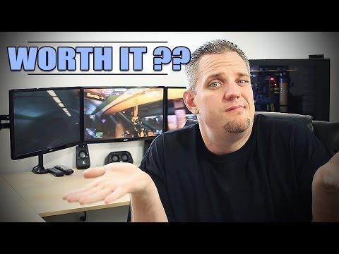 3 Monitor NVSURROUND and GTX780 SLI - Was it worth it? - UCkWQ0gDrqOCarmUKmppD7GQ