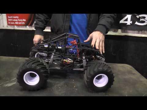 Trigger King Tech: Sport Modified / Axial SMT10 Overview - UCgbV-rIR_nz6dWXnz-peqlw