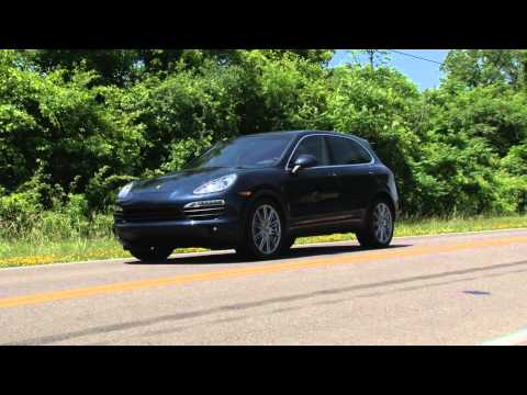 2012 Porsche Cayenne S Drive Time Review With Steve Hammes