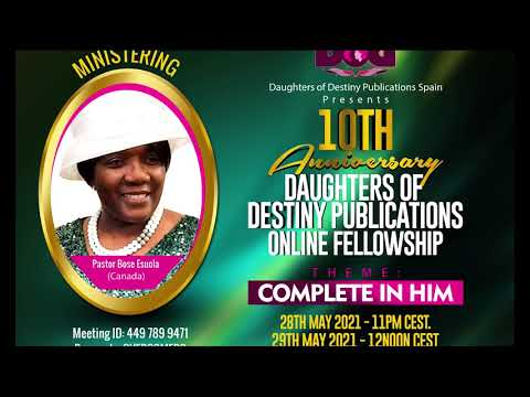 DODP@10 SPECIAL INVITATION