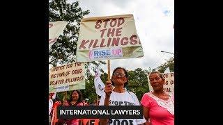 Philippines threatens U.N. countries hitting drug war