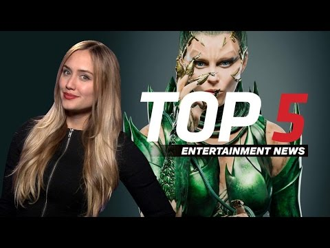Power Rangers First Image and Suicide Squad Movie News, It's Your Top 5 - IGN Daily Fix - UCKy1dAqELo0zrOtPkf0eTMw