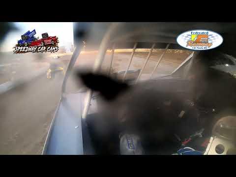 #88 Cody Thornhill - DIRTcar UMP Modified - 7-24-2021 Federated Auto Parts I55 Raceway - InCarCamera - dirt track racing video image