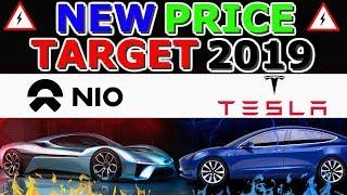 New Analyst Price Target - Tesla And NIO Stock + Tesla Earnings Coming Up - Stock News 2019