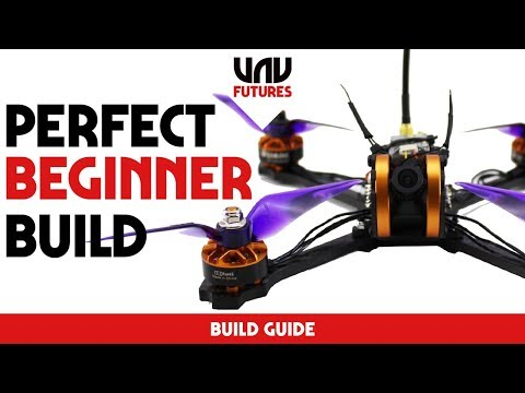 HOW TO BUILD A RACING DRONE IN 30 MINS and $99 TYRO99 build guide uavfutures - UC3ioIOr3tH6Yz8qzr418R-g