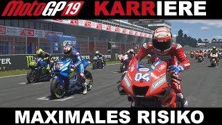 Maximales Risiko für einen Erfolg? | MotoGP 19 KARRIERE #056[GERMAN] PS4 Gameplay