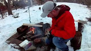 Roadside Gourmet Ep 7: Campfire Prime Rib