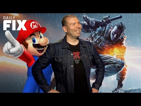 "Nintendo Switch Has ""Industry-Leading"" Tech and EA is Not Interested in HD Remakes - IGN Daily Fix - UCKy1dAqELo0zrOtPkf0eTMw"