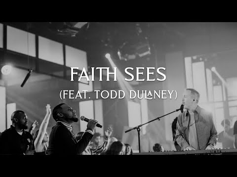David & Nicole Binion - Faith Sees ft. Todd Dulaney (Official LiveVideo)