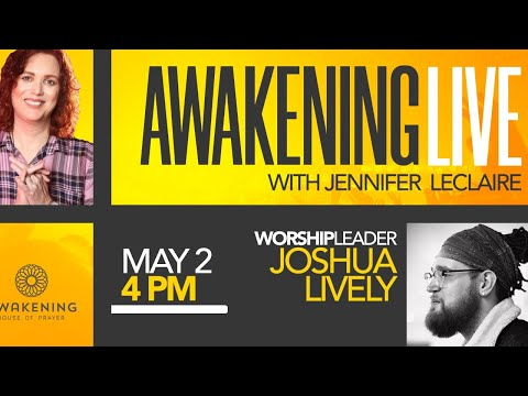 Prophetic Awakening Live: Worship, Prophecy & Prayer Requests