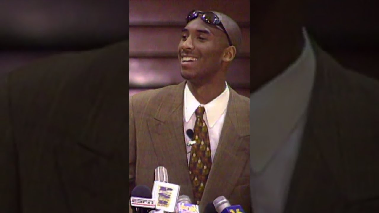 Kobe Bryant Pre-Draft Relationship With Kevin Garnett in 1996   #shorts