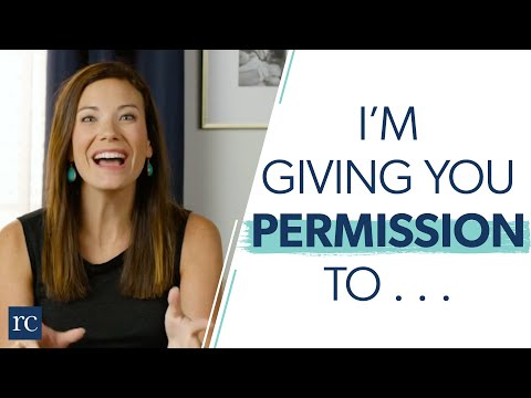 Give Yourself Permission to Do These 3 Things With Your Money