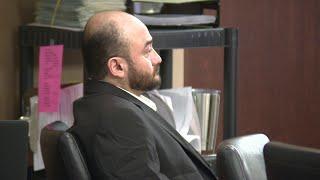 Murder victim's body found in barrel; suspect's trial begins