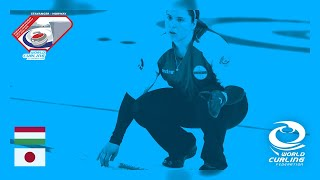 Last 16 - World Mixed Doubles Curling Championship 2019