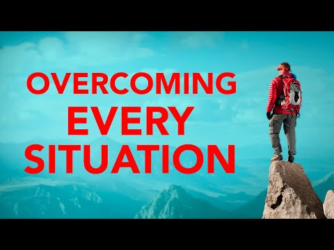 Making It Through Life's Circumstances