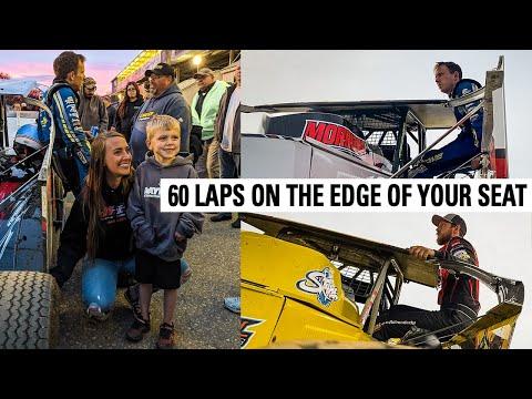 Bridgeport Speedways Opener Did Not Disappoint - dirt track racing video image