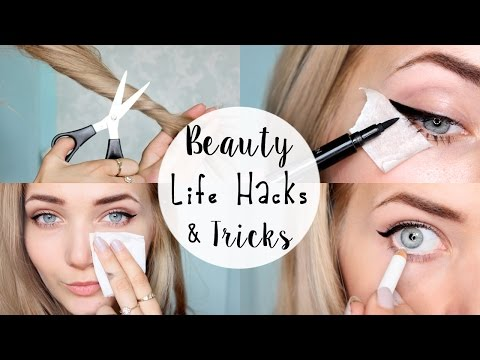 20 Beauty Hacks Everyone Should Know - UCBKFH7bU2ebvO68FtuGjyyw